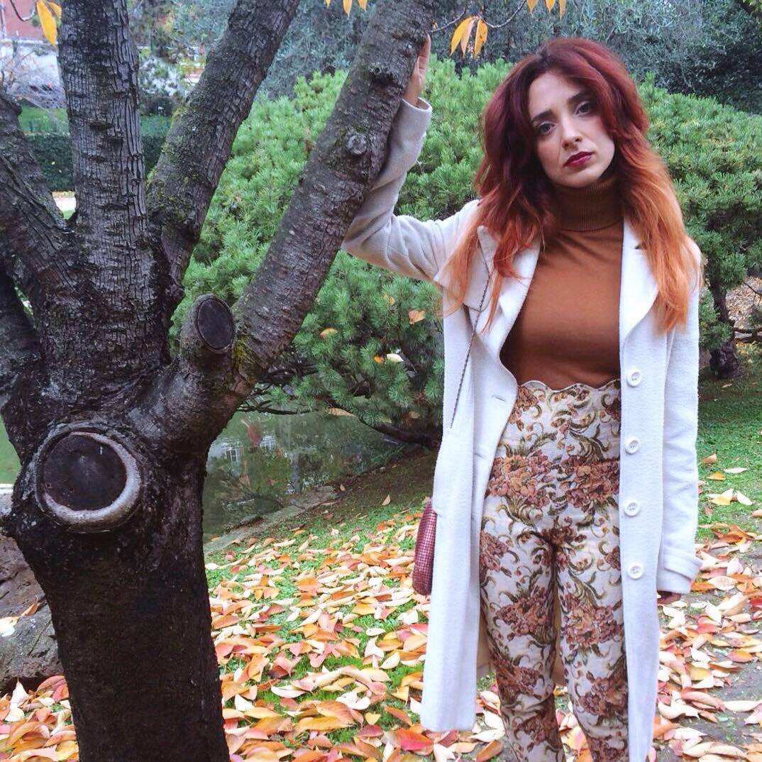 Fall in Foliage Editorial by 2 of a Kind Mag