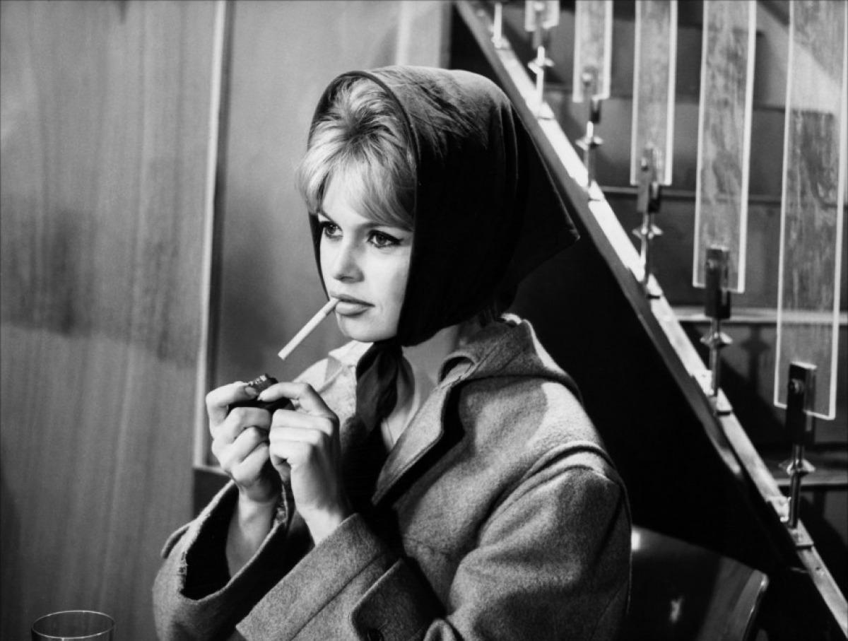 Brigitte Bardot in La Verité,1960.